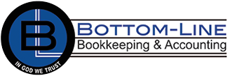 Bottom-Line Bookkeeping & Accounting Logo